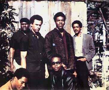 Original Black Panther Party.