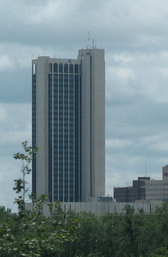 The FirstBank Southwest Tower is Amarillo's tallest building.
