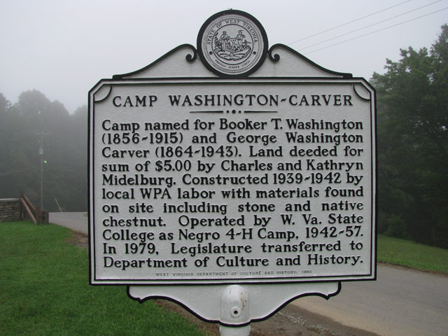 State Information Sign