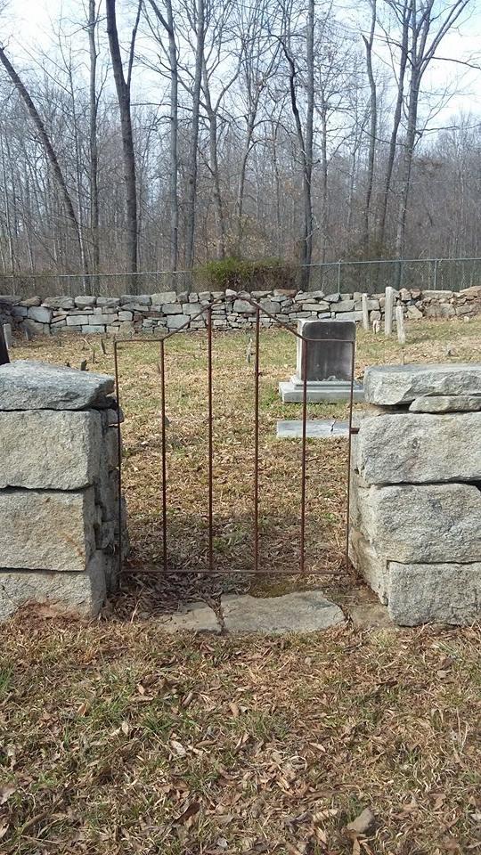 Pearson Graveyard