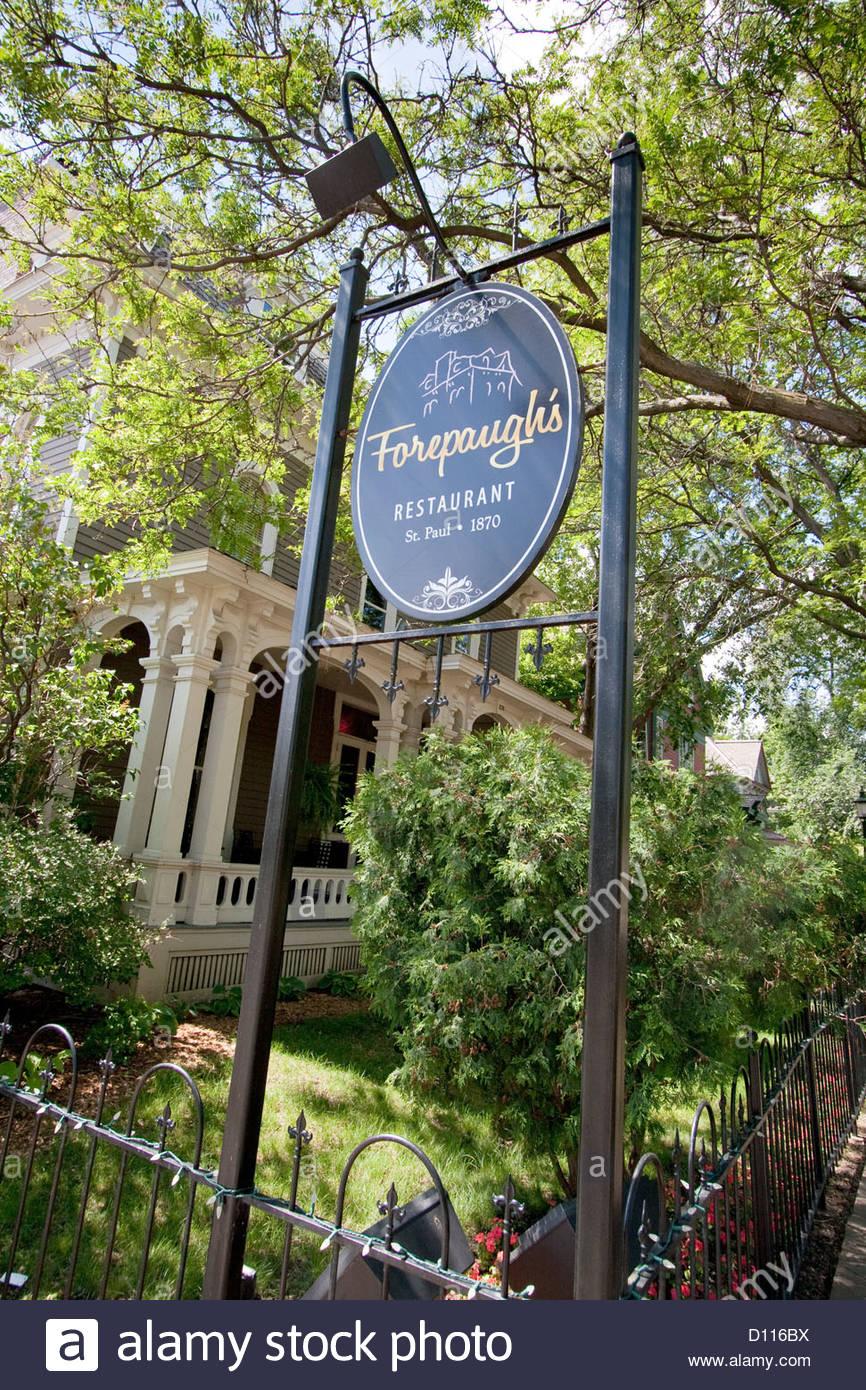 Forepaugh's Restaurant
