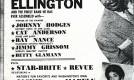 Duke Ellington at The Howard Theatre. Photo credit to thehowardtheatre.com