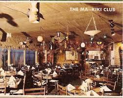 Inside the Makiki Club