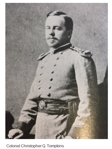 Colonel Christopher Q. Tompkins