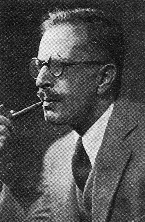 Karl Illava in the 1930s