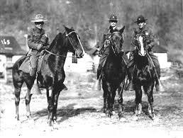 WV state troopers on horseback