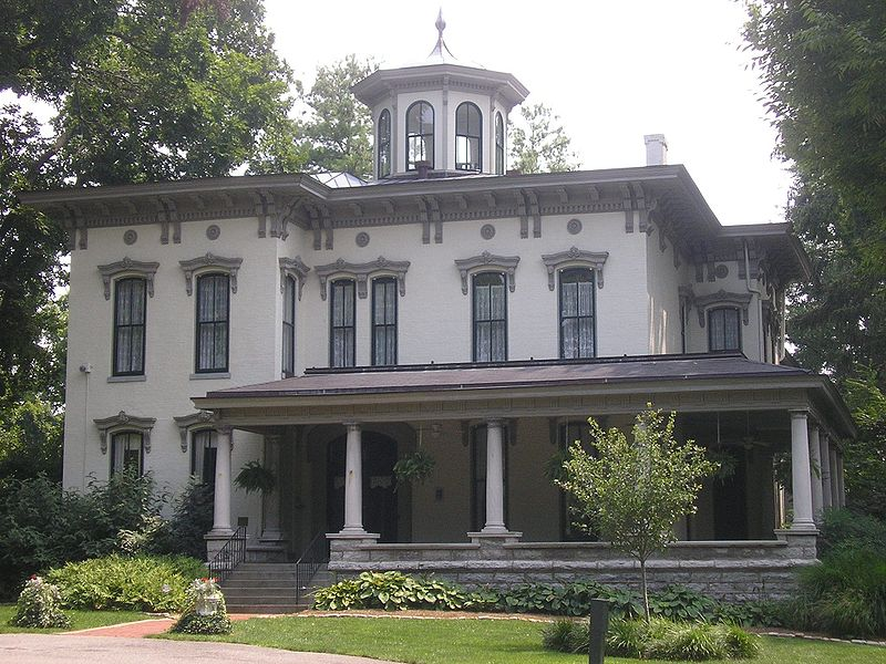 The Peterson-Dumesnil House (image from Peterson-Dumesnil House Foundation)
