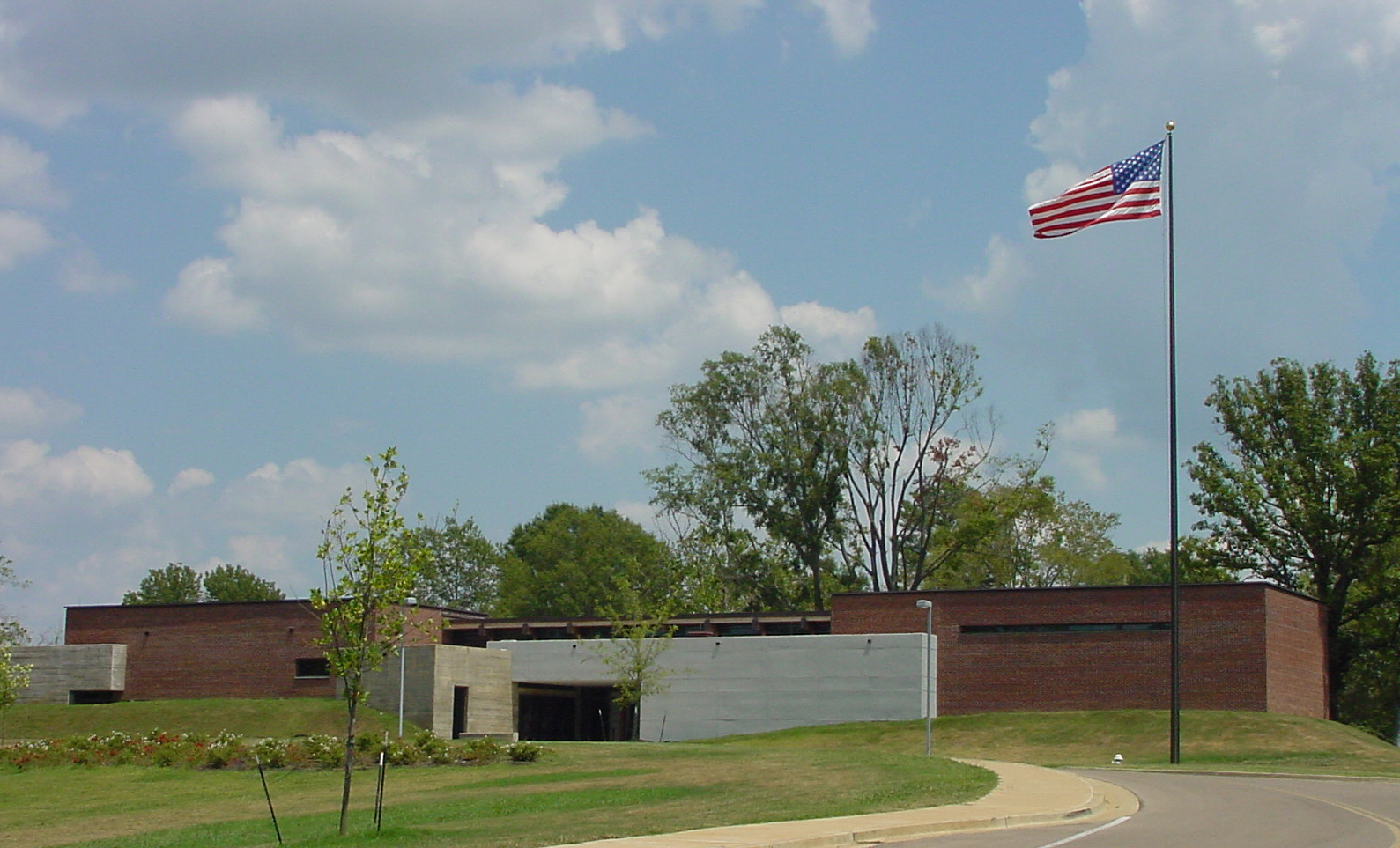 The Corinth Civil War Interpretive Center is part of the Shiloh National Military Park.