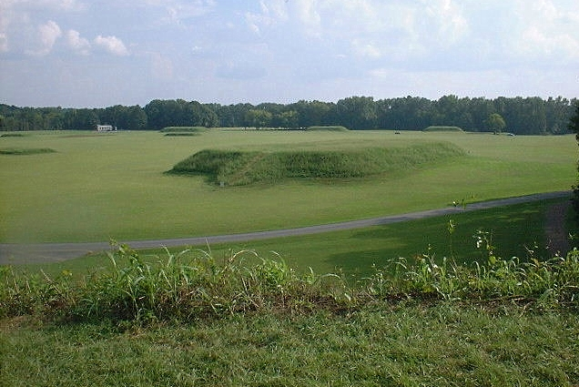 Moundville Archaeological Park was established in 1933, preserving one of the most important ancient sites in the country.