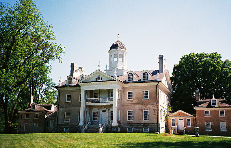 The historic site includes the historic mansion, slave quarters, barms, and outbuildings