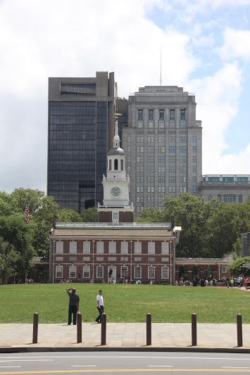 From 1790 to 1800 Philadelphia was the Capital of the United States.