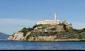 Alcatraz Island is part of the Golden Gate National Recreation Area. The Island dominated the entrance of the San Francisco Bay until the Golden Gate Bridge was built.