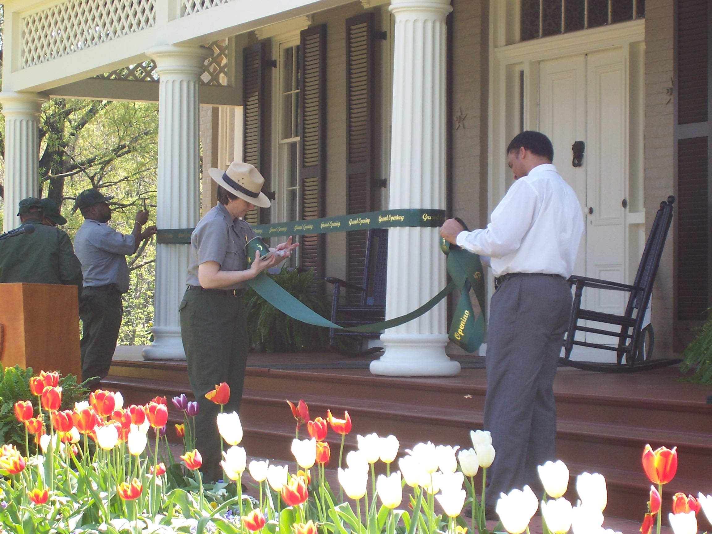 Special events at the Frederick Douglass National Historic Site