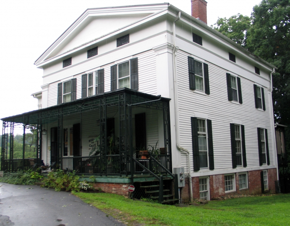 Abolitionist Austin F. Williams lived in this home and housed the Mende rebels who had seized control of the Amistad the year prior to the completion of this home.
