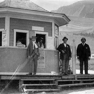Colorado Chautauqua in the early 1900s