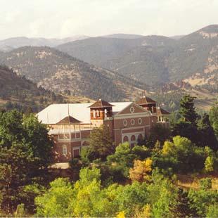 Colorado Chautauqua as it looks today