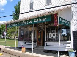 Berdines holds the distinction of being the oldest continuously-operated five and dime store in America.