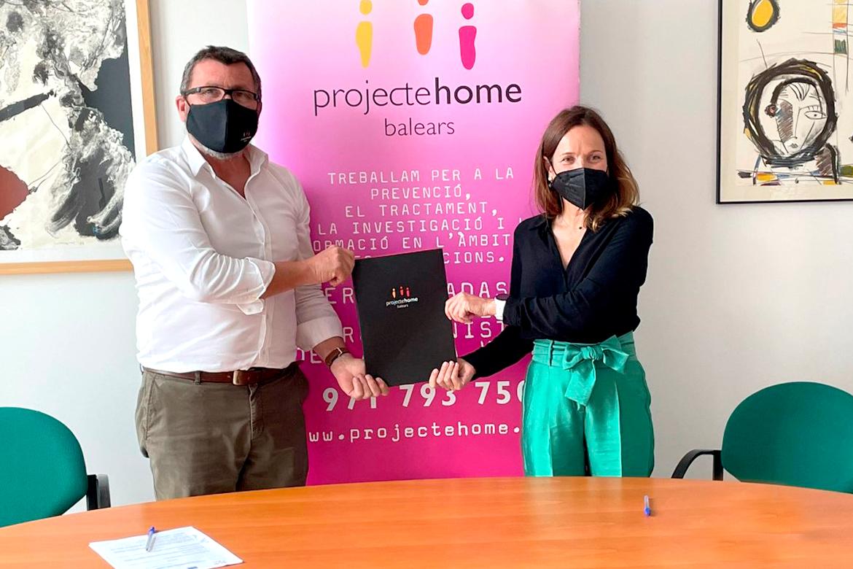 La Fundación angel24 y Projecte Home unidos para la prevención de adicciones del ámbito tecnológico y digital