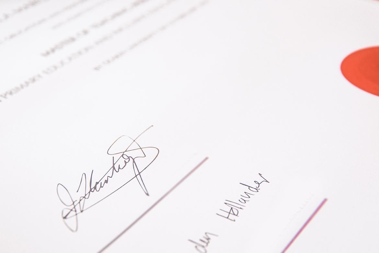 Certificado Destrucción Documentos