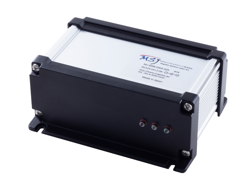 Multi-frequency Multi-GNSS receiver EVK