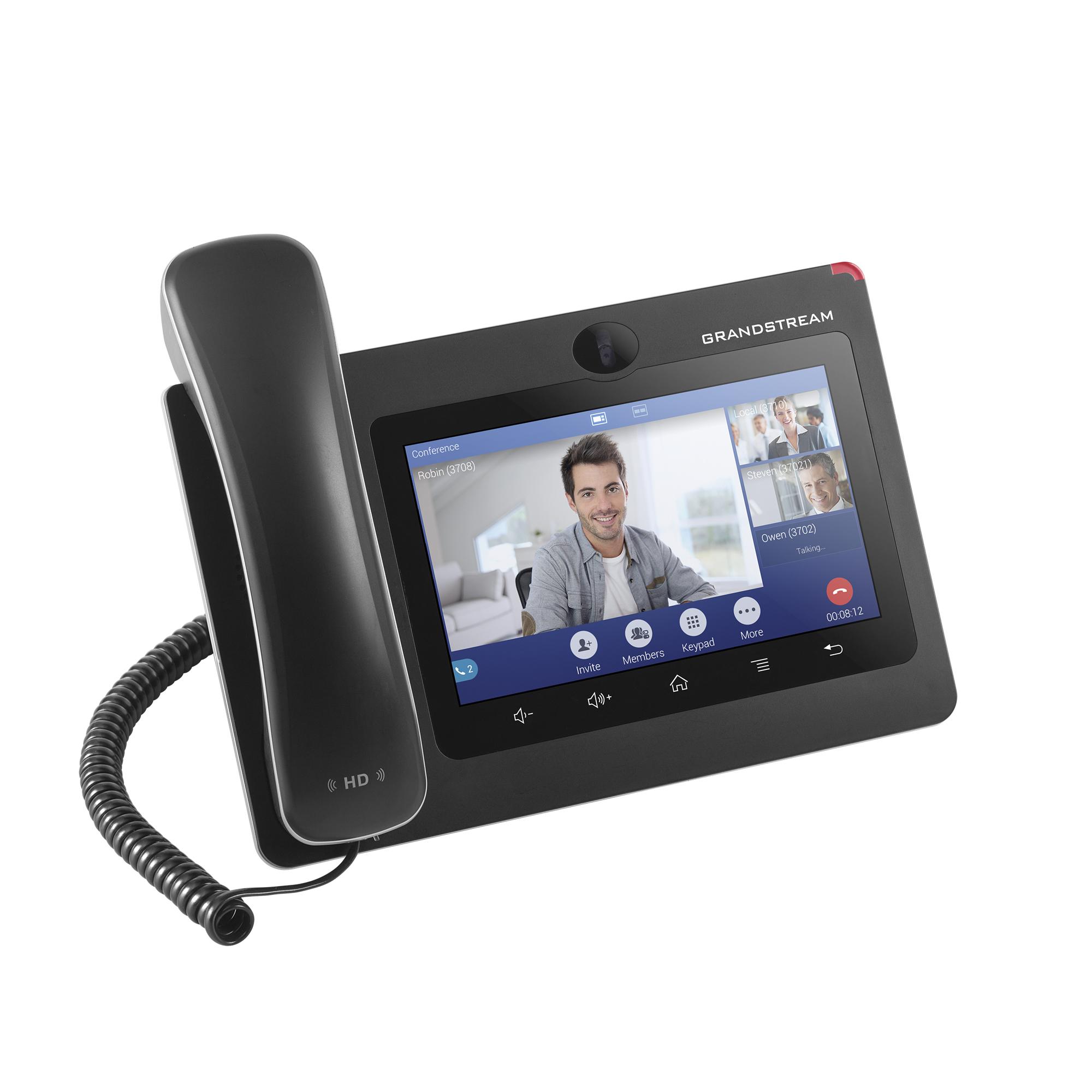 GXV3370 IPビデオ電話機