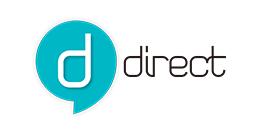 現場のチカラを最大化するビジネスチャット 「direct」