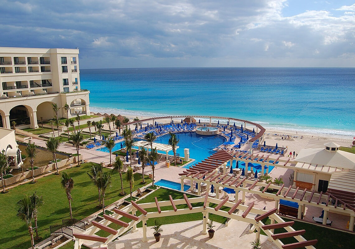 Marriott Cancun Resort  Cancun Mexico All Inclusive