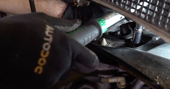 DIY replacement of Springs on RENAULT SCÉNIC II (JM0/1_) 1.6 2009 is not an issue anymore with our step-by-step tutorial