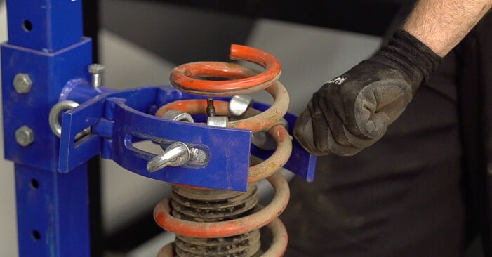 ALFA ROMEO 159 3.2 JTS Q4 Springs replacement: online guides and video tutorials