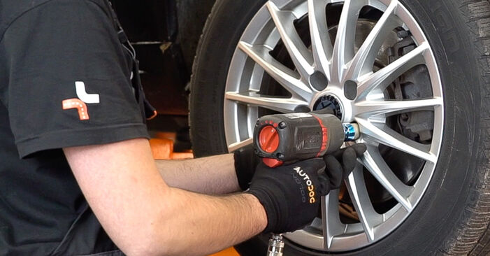 Need to know how to renew Springs on ALFA ROMEO 159 ? This free workshop manual will help you to do it yourself