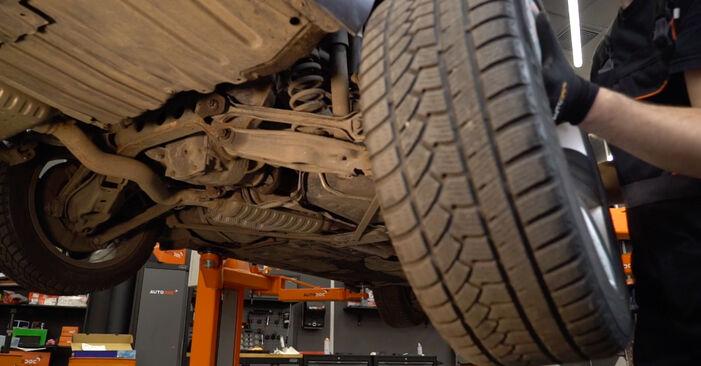 Wechseln Federn am BMW 3 Coupe (E92) 330d 3.0 2007 selber