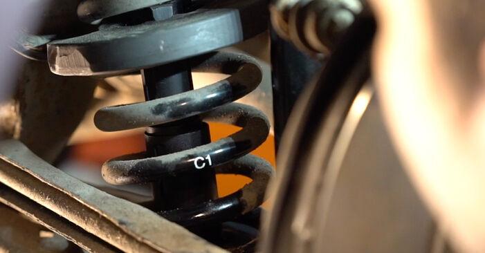 Wie BMW 3 SERIES 325i 2.5 2008 Federn ausbauen - Einfach zu verstehende Anleitungen online