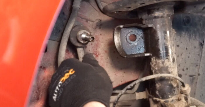 DIY replacement of Springs on NISSAN LEAF Elektrik 2012 is not an issue anymore with our step-by-step tutorial
