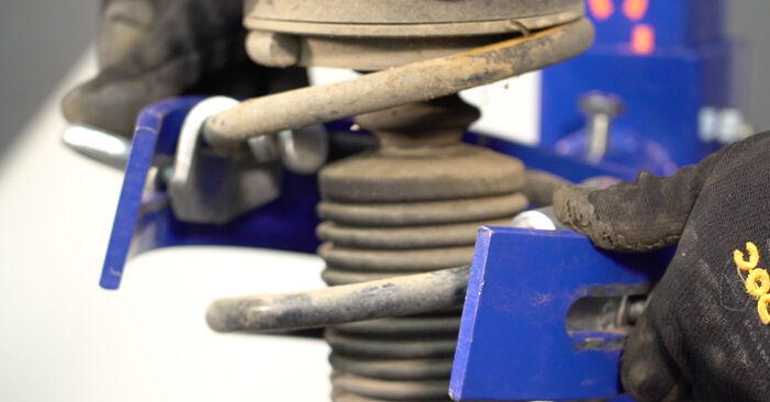 Need to know how to renew Springs on NISSAN LEAF ? This free workshop manual will help you to do it yourself
