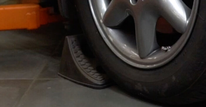 How to remove MERCEDES-BENZ C-CLASS C 200 CDI 2.2 (203.007) 2004 Strut Mount - online easy-to-follow instructions