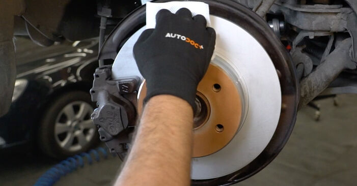 Replacing Control Arm on Mercedes W203 2002 C 220 CDI 2.2 (203.006) by yourself