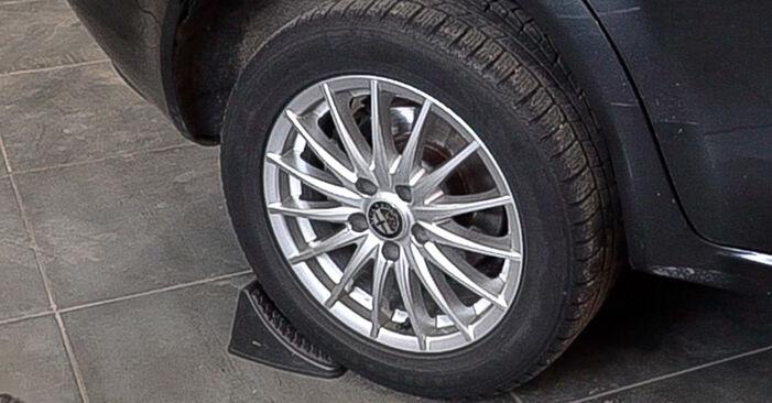 Hogyan Alfa Romeo 159 Sportwagon 2005 Lengéscsillapító cseréje - ingyenes PDF és videó-útmutatók