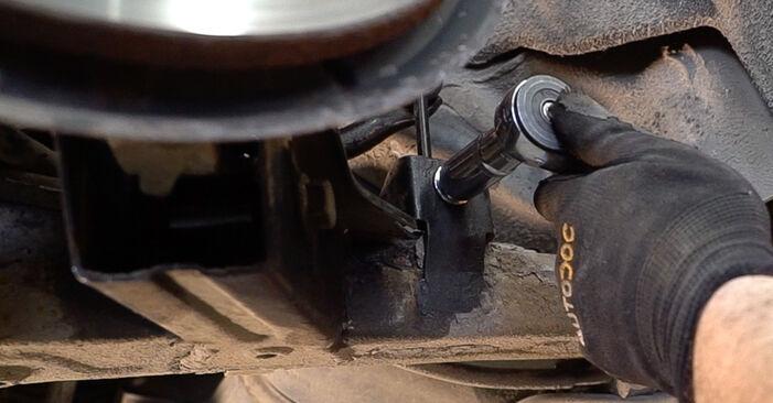 Csináld magad ALFA ROMEO 159 Sportwagon (939) 2.0 JTDM 2011 Lengéscsillapító csere - online útmutató