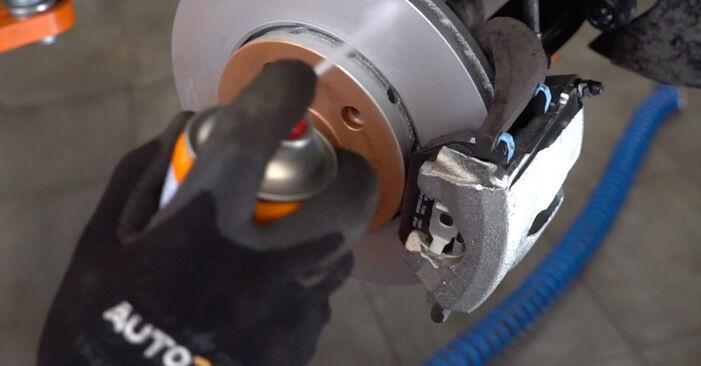 VW POLO (9N_) 1.4 TDI 2003 Stabilisatorstang zelf remplaceren– online tutorial