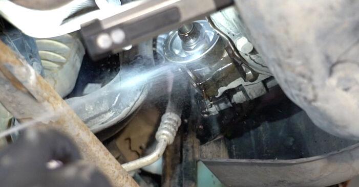 PANDA (169) 1.2 4x4 2014 Oil Filter DIY replacement workshop manual
