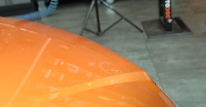 Aké náročné to je, ak to budete chcieť urobiť sami: Zapalovacia sviečka výmena na aute Fiat Panda 169 1.4 2009 – stiahnite si ilustrovaný návod