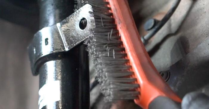 La sostituzione di Biellette Barra Stabilizzatrice su Fiat Panda 169 2011 non sarà un problema se segui questa guida illustrata passo-passo