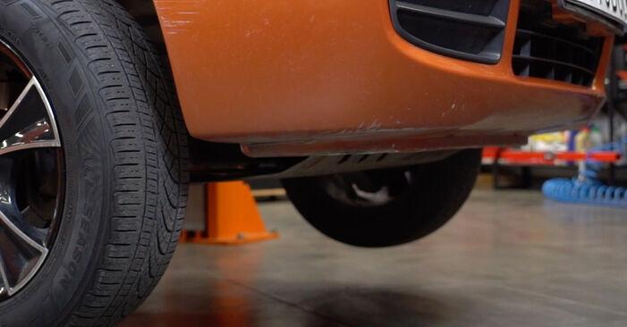 Changer Disques De Frein sur FIAT PANDA (169) 1.3 D Multijet 4x4 2006 par vous-même