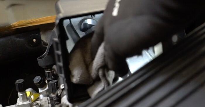 Come sostituire Filtro Aria su FIAT PANDA (169) 2008: scarica manuali PDF e istruzioni video