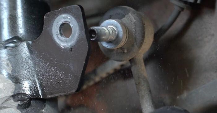 Come cambiare Molla Ammortizzatore su FIAT PANDA (169) 2015 - suggerimenti e consigli