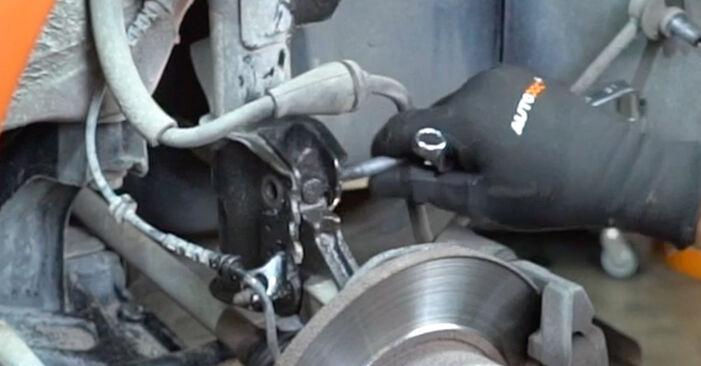 Come cambiare Molla Ammortizzatore su Fiat Panda 169 2003 - manuali PDF e video gratuiti