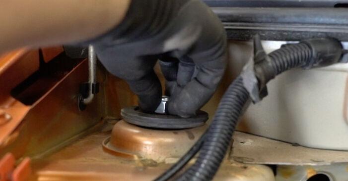 Sostituzione di FIAT PANDA 1.2 Molla Ammortizzatore: guide online e tutorial video