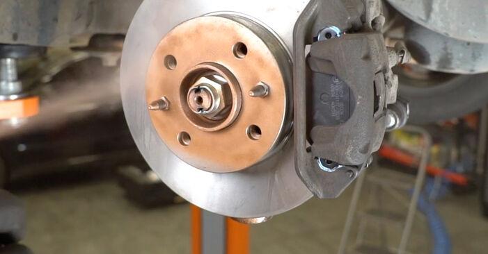 Modifica Molla Ammortizzatore su FIAT PANDA (169) 1.3 D Multijet 4x4 2006 da solo