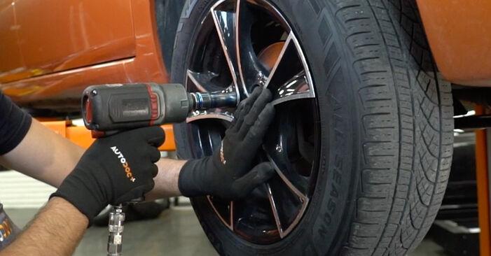 Devi sapere come rinnovare Molla Ammortizzatore su FIAT PANDA ? Questo manuale d'officina gratuito ti aiuterà a farlo da solo