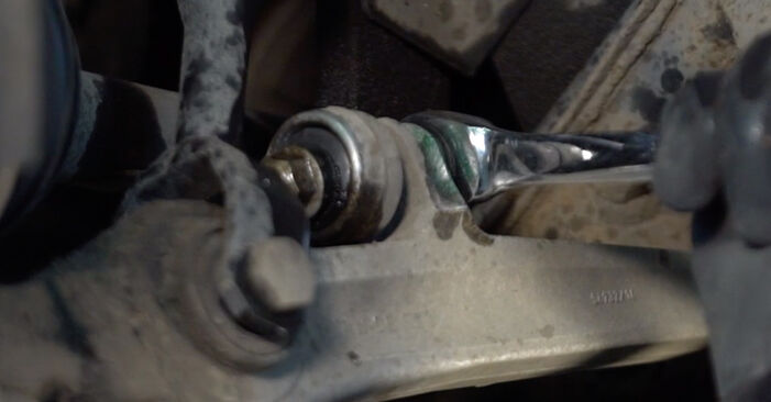 Need to know how to renew Anti Roll Bar Links on VW PASSAT ? This free workshop manual will help you to do it yourself